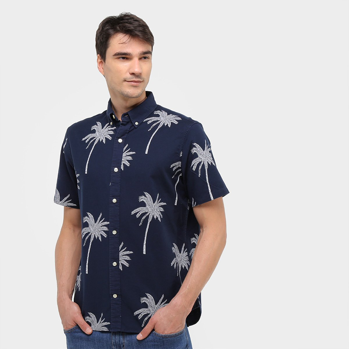 Camisa GAP Coconut Masculina