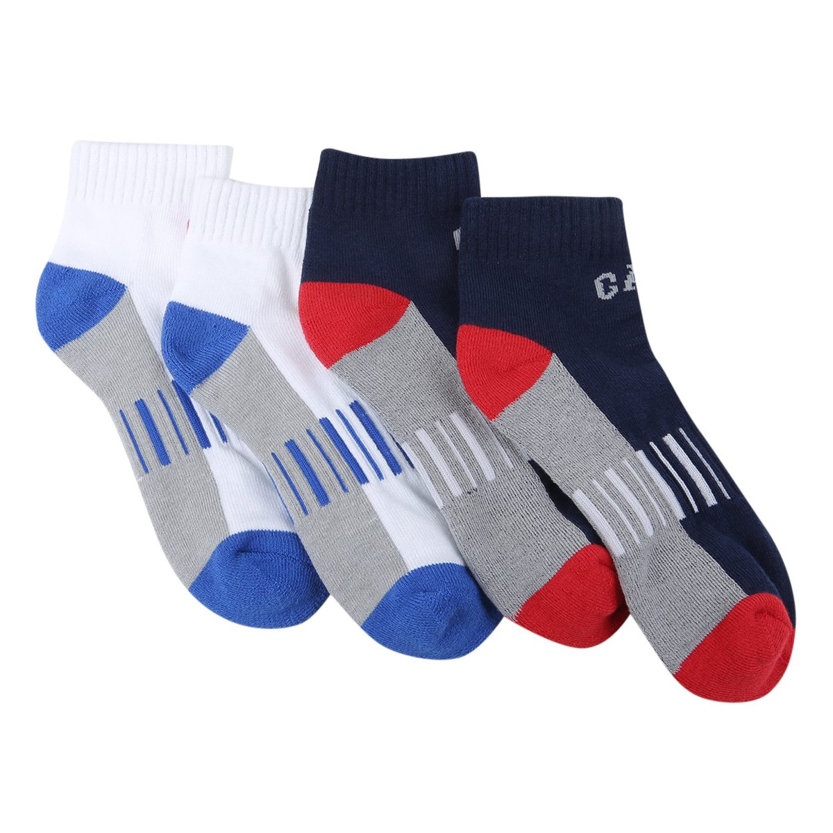 Kit Meias Infantil GAP Com 2 Pares Estampada