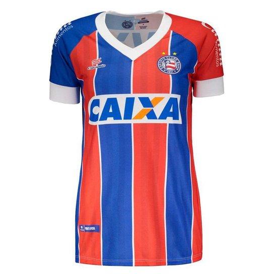 Camisa Esquadrão Bahia II 2018 Torcedor Feminina - Compre Agora ... ac159198a825f