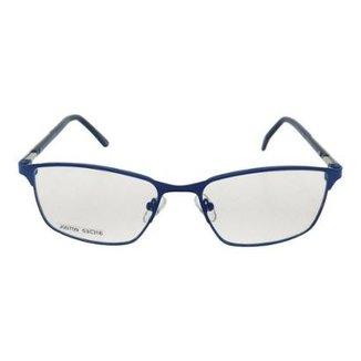 2936975ca Armação Óculos de Grau Khatto Fusion Twenty Masculino