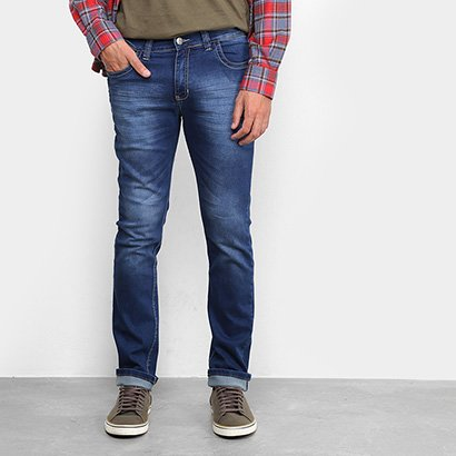 Calça Jeans Preston Skinny Masculina