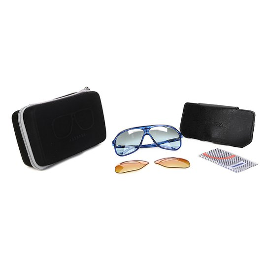 6c4295db0 Óculos Absurda Liberdade Espelhado Masculino - Azul | Netshoes