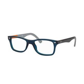 ce430fae028ab Armação de Óculos Ray-Ban RB5228