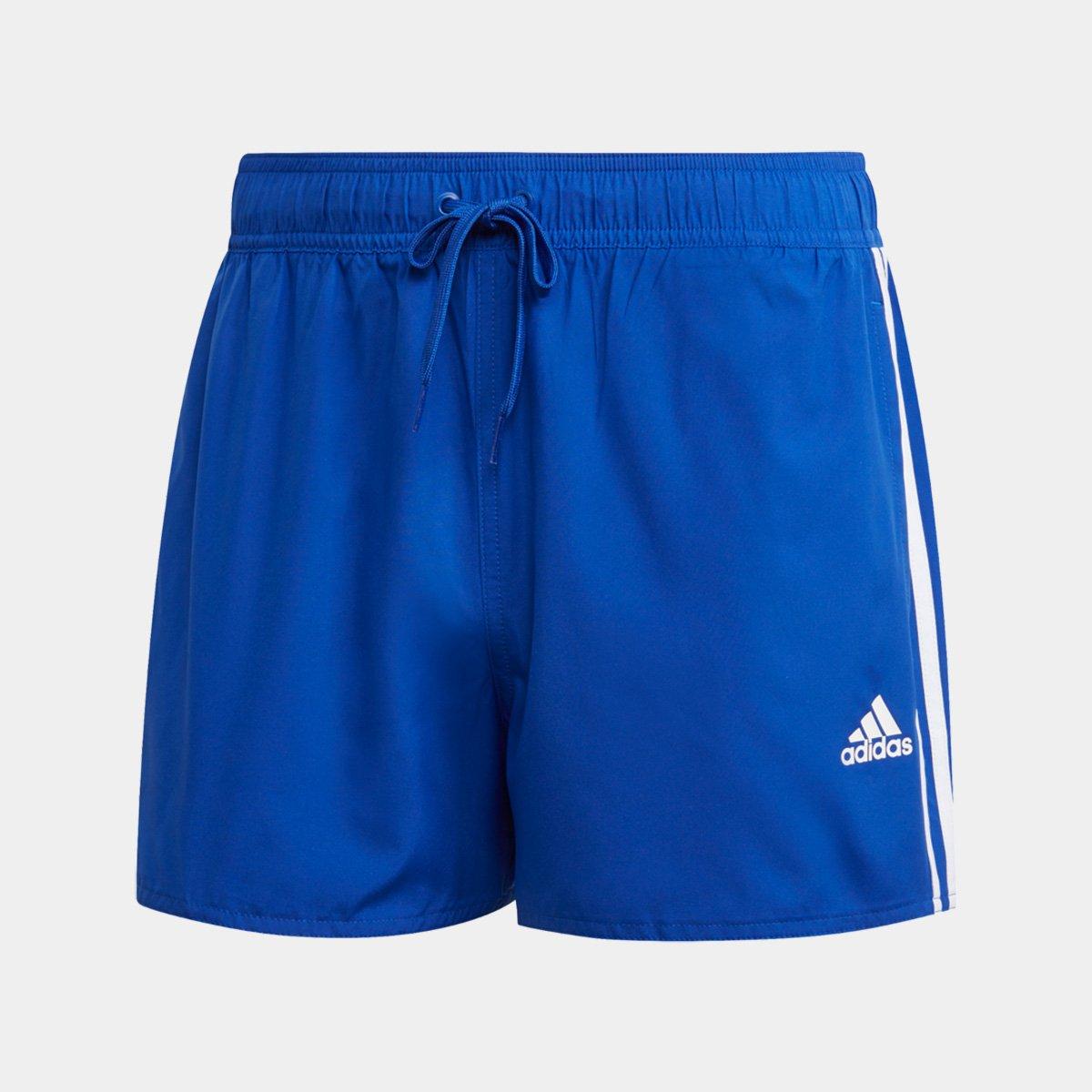 Short Adidas 3Stripes Clx Vsl Masculino