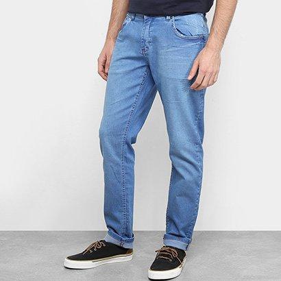 Calça Jeans Mucs Lisa Masculina