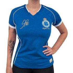 Camisa Feminina Penalty Cruzeiro III 15 16 s nº - Compre Agora ... ef71008c4460a