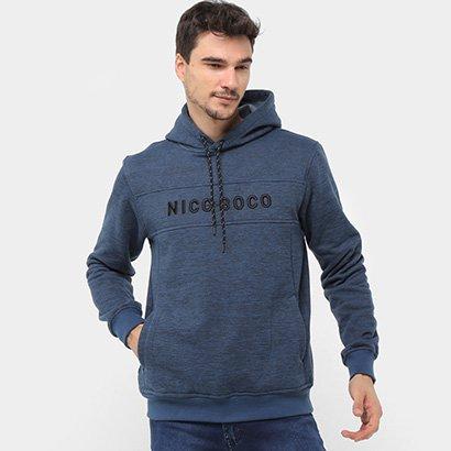 Moletom Nicoboco Special Stika Masculino
