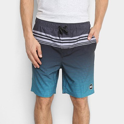 Bermuda WG Volley Stripes Masculina