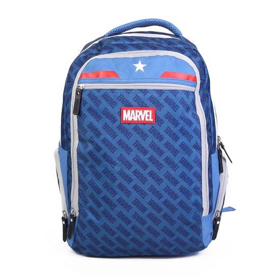 57b63ee3fff Mochila Escolar Infantil DMW Capitão América - Compre Agora   Netshoes