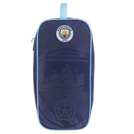 Bolsa Porta Chuteira Manchester City - Compre Agora  cd1442b2dc068