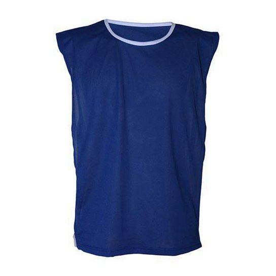 Colete Treino Kanga Sports - Azul - Compre Agora  6840881260dd0