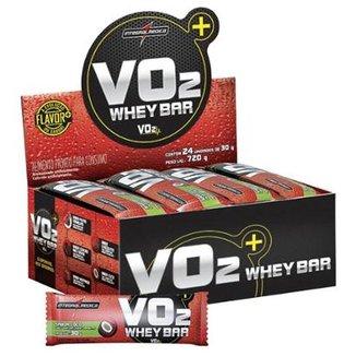 3e0d87a92 VO2 Protein Bar c  24 Barras - IntegralMédica