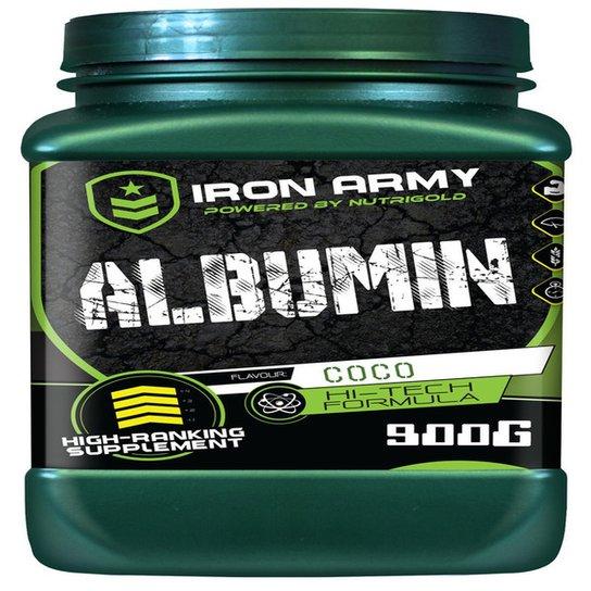 566359f45 Albumin 900G - Iron Army - Compre Agora