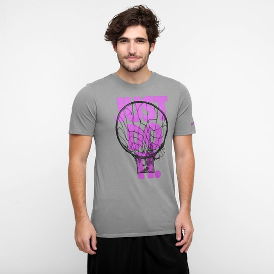 Camiseta Nike Just Do It - Compre Agora  bb3c1a9d0f7fc