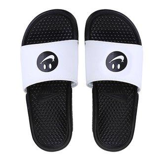 ed4db5f99 Chinelo Nike Benassi Jdi Print Masculino
