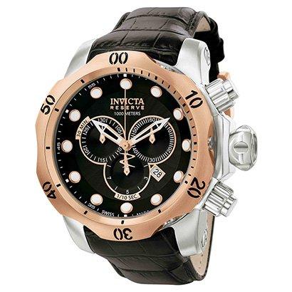 77d3e8bbe28 Relógio Invicta Subaqua Venom Analógico 0360 Masculino
