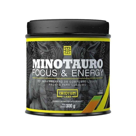 Minotauro - 300 g - Iridium Labs - Laranja. - Compre Agora  59230aa5274