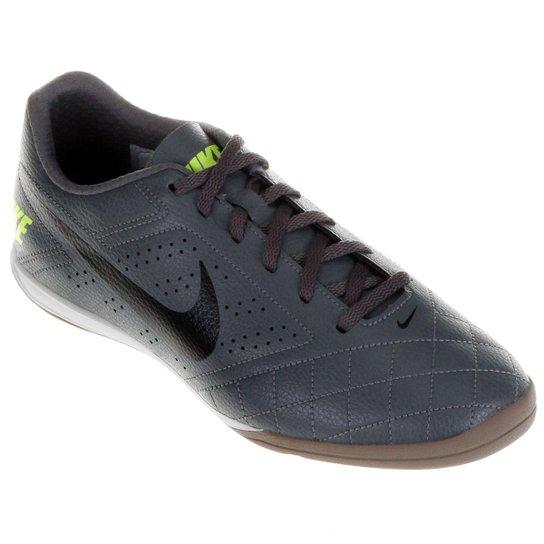Chuteira Futsal Nike Beco 2 Futsal - Chumbo - Compre Agora  9542cf06b2980