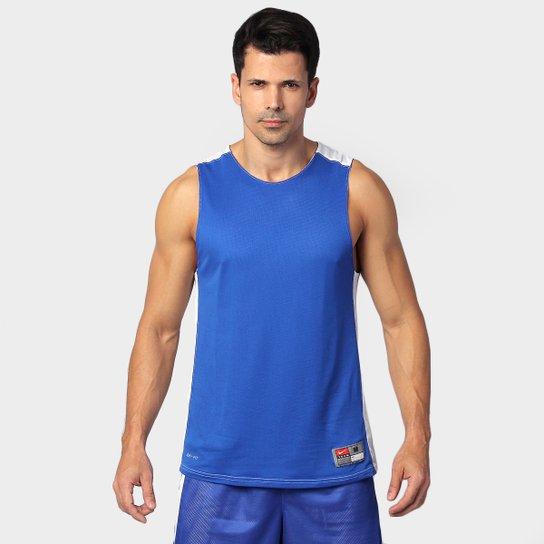 1bb92f61fb Camiseta Regata Nike League Rev Practice Dupla Face - Compre Agora ...