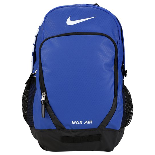 finest selection 02664 a9c72 Mochila Nike Team Training Max Air Lar - Azul Royal