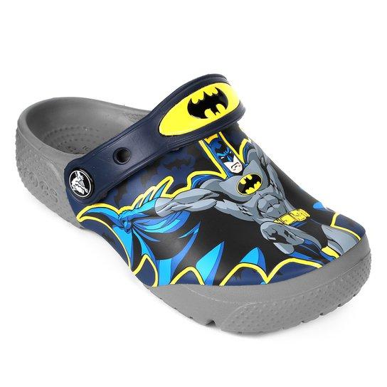 Sandália Crocs Infantil FunLab Batman Masculina - Compre Agora ... 9442a97638