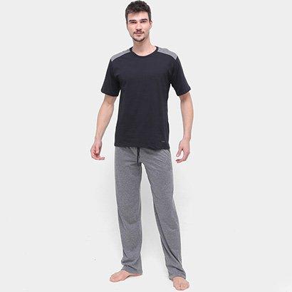 Pijama Mash Masculino