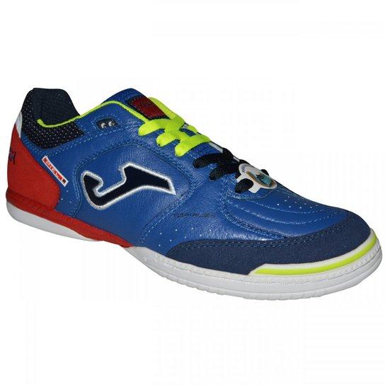 a9573f1bbdc Tenis Joma Top Flex 704 - Azul Royal | Netshoes