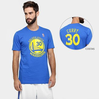 Camiseta NBA Golden State Warriors Curry 30