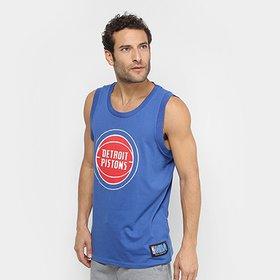 63a470e7e Camiseta Regata Adidas NBA Detroit Pistons Road - Drummond nº 0 ...