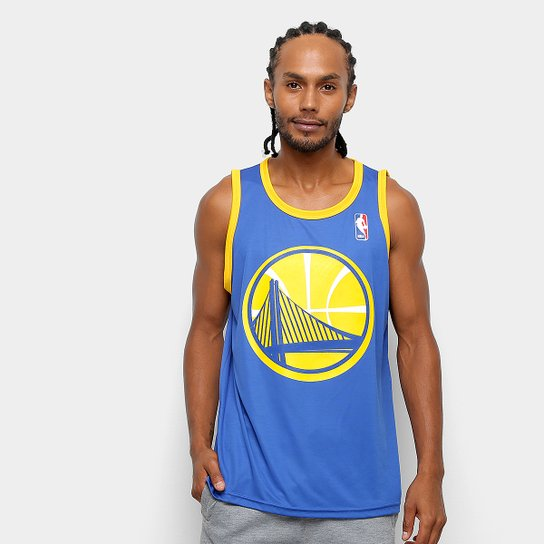 785b3b5cc Regata NBA Golden State Warriors First Masculina - Compre Agora ...