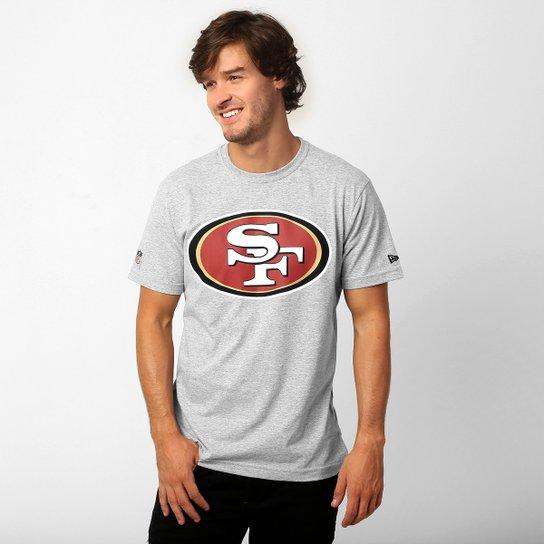 e36f244a42 Camiseta New Era NFL San Francisco 49ers - Compre Agora