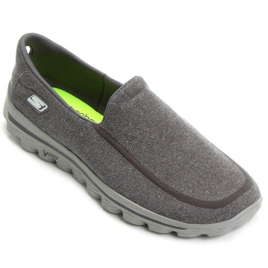 4f4b7ec8a3 Tênis Skechers Go Walk 2 Super Sock - Compre Agora