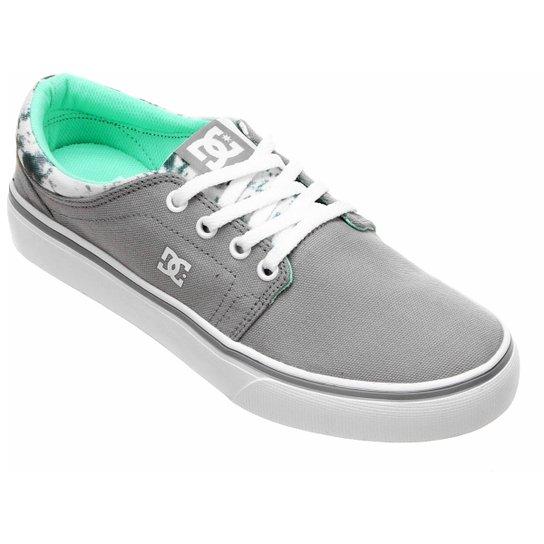 361ef60c2e4 Tênis DC Shoes Trase Tx Se - Cinza - Compre Agora