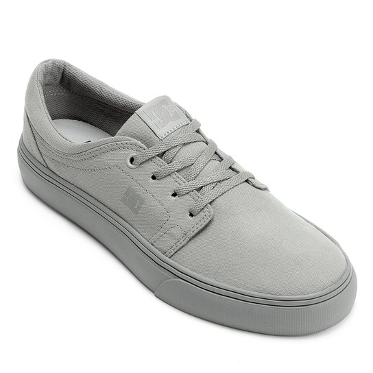 a35ae61c1e Tênis DC Shoes Trase Tx Masculino - Cinza - Compre Agora