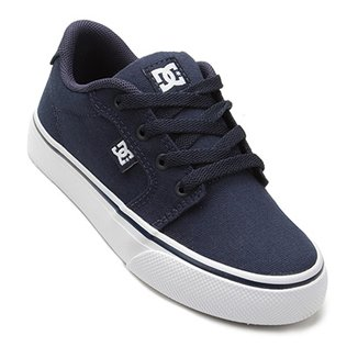 Tênis Infantil DC Shoes Anvil Tx La Masculino 37e0cd727d8dc