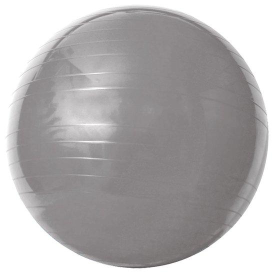 28acf8f1f1 Bola de Ginástica Acte Sports com bomba de Ar 75cm - Cinza - Compre ...