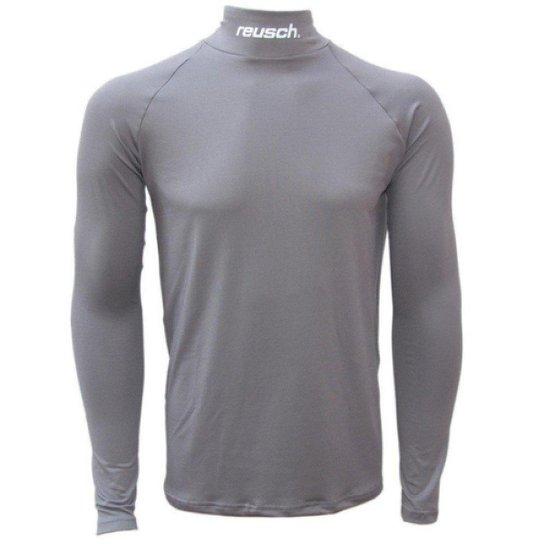 e51e592350 Camisa térmica Reusch Underjersey G A - Cinza - Compre Agora