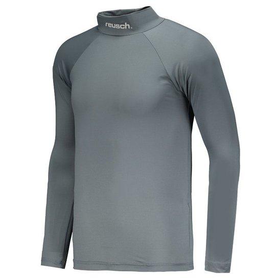 43c95b91e Camisa Térmica Reusch Underjersey Gola Alta Manga Longa - Compre ...