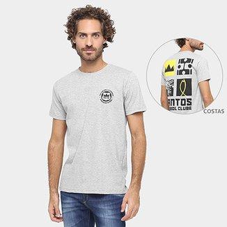 a02558ea03 Camiseta Santos Futebol Clube Estampada I Masculina