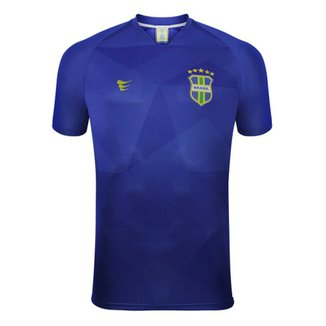 9afdd60eeb Camisa Super Bolla Brasil Jogador S Nº Masculina