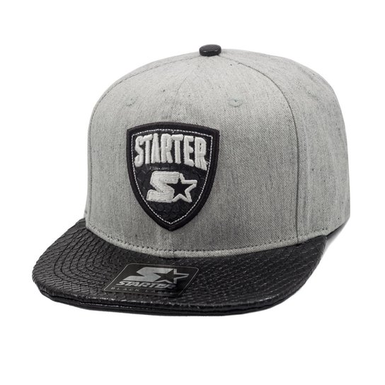 Boné Starter Snapback STRTR Aba Reta - Compre Agora  a7d5f874263