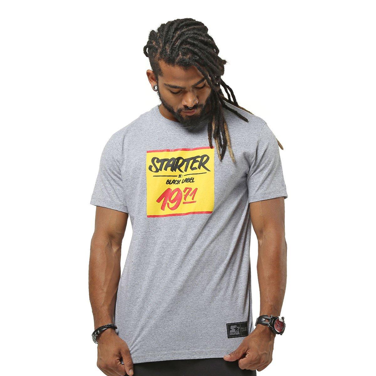 Camiseta Starter Cartaz