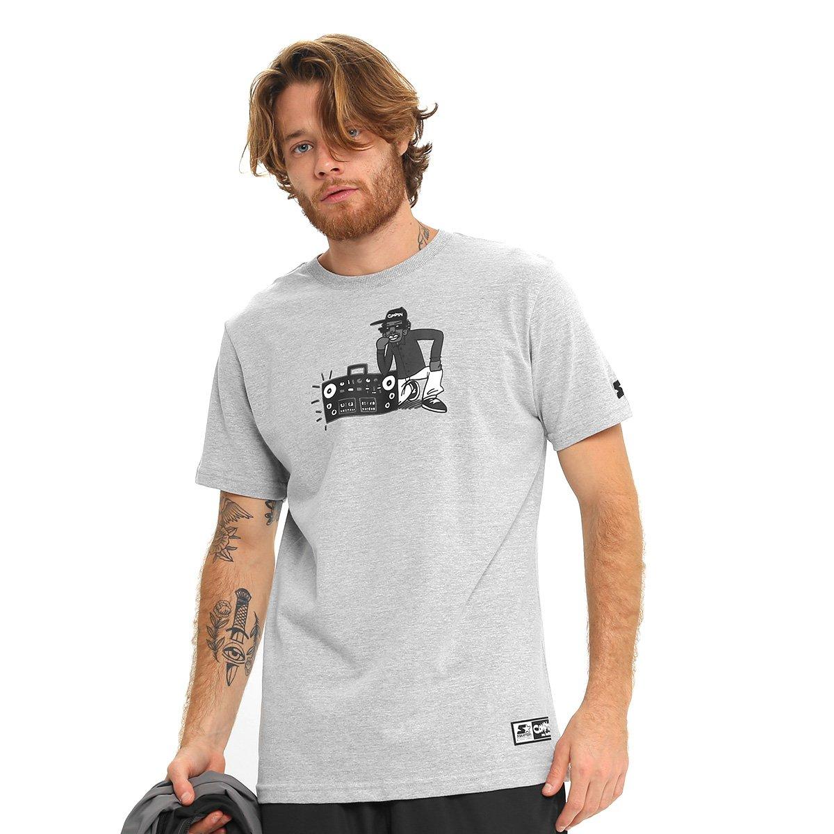 Camiseta Starter Compton MC