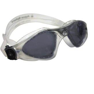 672693784 Óculos de Natação Aqua Sphere Kayenne Lente Fumê Transparente
