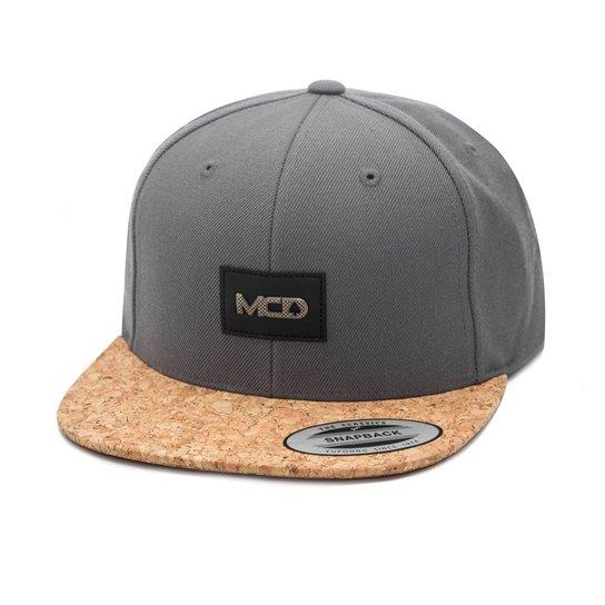 Boné MCD Aba Reta Snapback Cork Tough - Compre Agora  37035346a3d