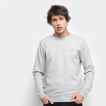 Tricot Tommy Hilfiger Classic Cotton Masculino