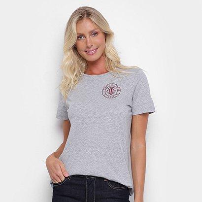 Camiseta Tommy Hilfiger Classics Básica Feminina