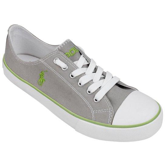 d26824c361 Tênis Polo Ralph Lauren Carson Canvas Juvenil   Netshoes