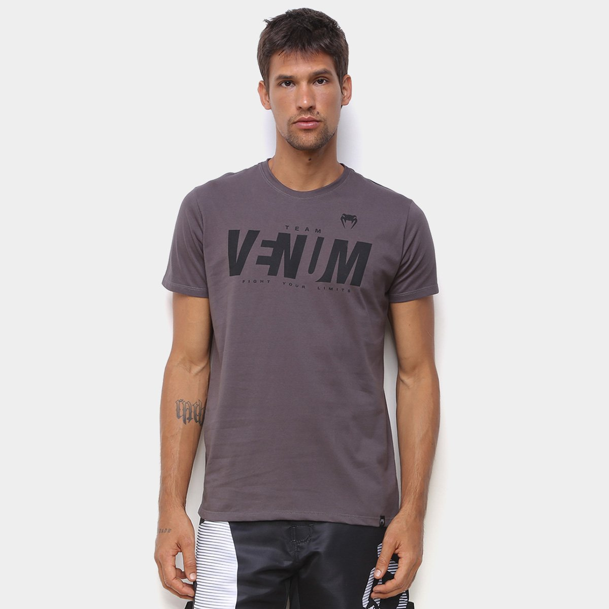 Camiseta Venum Fight Your Limits Masculina