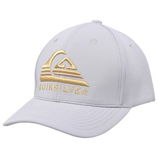 Boné Quiksilver Curved Peak Devided Logo 520caa01488